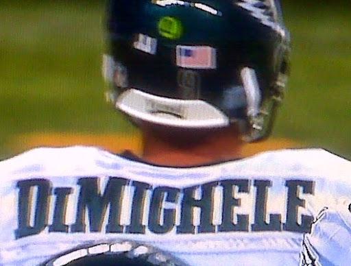 DiMichele kicks McNabb's butt