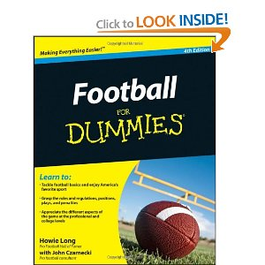 Temple Football For Dummies