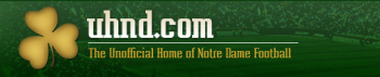 Click on the logo to get to the best of several good Notre Dame blogs I've found.