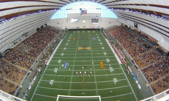 Idaho is a completely different team indoors than outdoors.