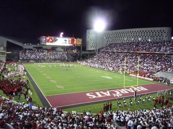 Four BE titles in five years  helped fund renovations in Nippert Stadium.