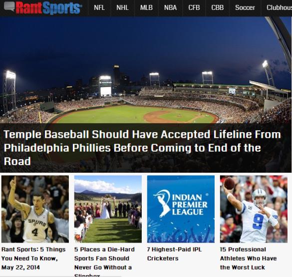 temple baseball,