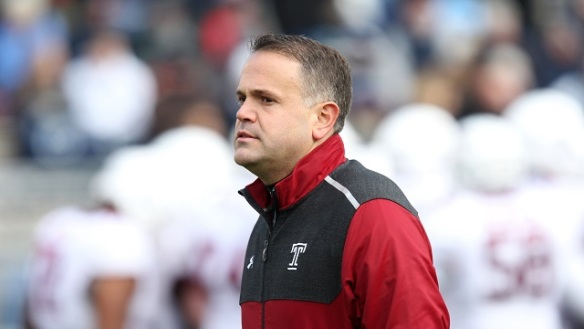 Matt Rhule could have used the bye week to fix all of the recent problems (offsides, illegal procedures) and tweak the running game and pass protection schemes. If he uses these 5 steps, it's a guaranteed win.