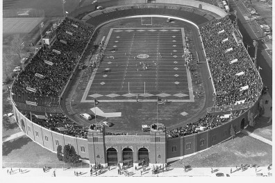Click on photo of the former Temple Stadium for story.