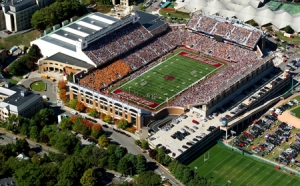 Boston College's Alumni Stadium would be a nice model for TU to copy.