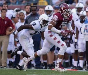 Penn State v Temple