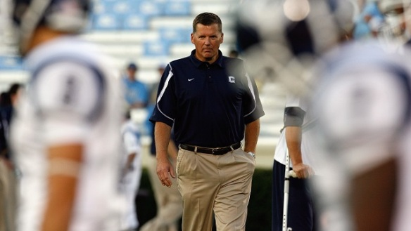 If Randy Edsall had to do it all over again, he'd probably stay at UConn.