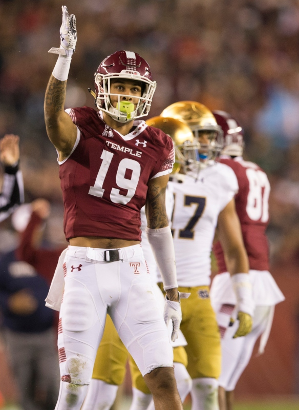 Robby Anderson | Temple Football Forever