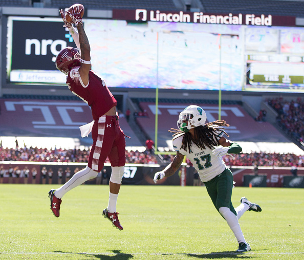 robby anderson temple jersey