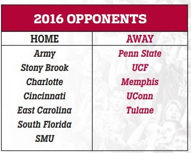 Hopefully, the Owls can convince Stony Brook to play Howard so they can play at RU