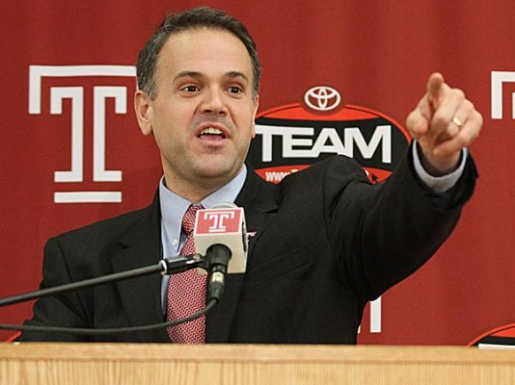 On this day, Matt Rhule said he would have signed a 15-year contract if Bill Bradshaw had offered it. He would have broken it after four years.
